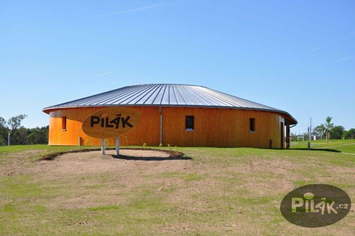 Rekreační areál Pilák - 1024 x 680